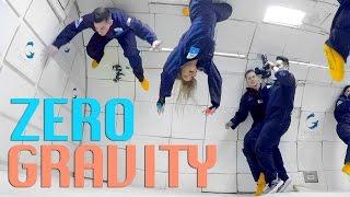 🚀 Zero Gravity Flight with Nintendo Switch!