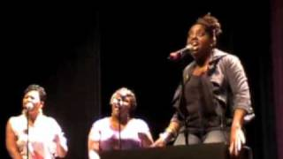 "Ledisi   Higher Than This ""Live At The Experience"" Part 1"
