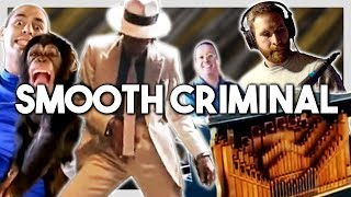 Smooth Criminal - Michael Jackson X Alien Ant Farm X Barrel Organ Remix / Mash-Up / Drum Cover