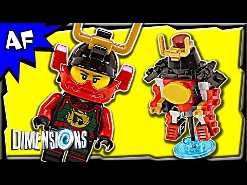 Vidéo LEGO Dimensions 71216 : Pack Héros : Nya