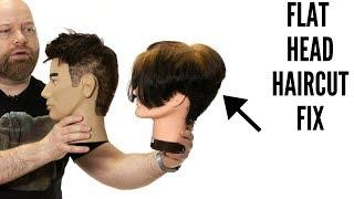 Flat Head Fix - TheSalonGuy