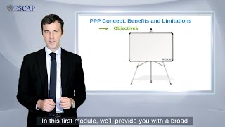 Module 1: Public-Private Partnership (PPP) Concept, Benefits and Limitations