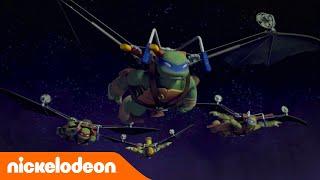 Черепашки-ниндзя   1 сезон 25 серия   Nickelodeon