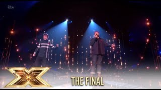 Anthony Russell Ft. Tom Walker   Leave A Light On | Final | The X Factor 2018