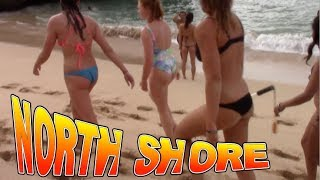 preview picture of video 'North Shore Hawaii on a Regular Day | Sharpens Best Adventures'