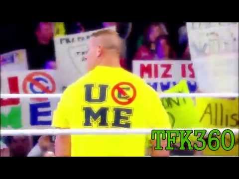 John Cena Theme Song Titantron 2014