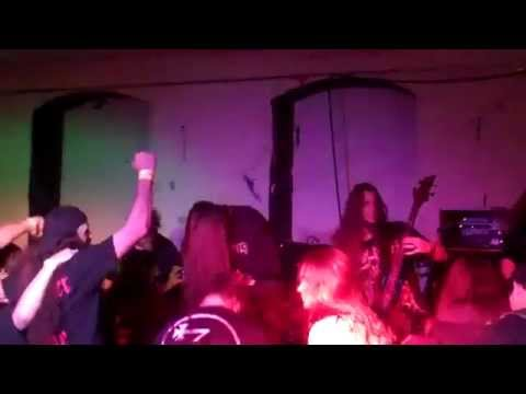 CONTRAST THE WATER - Defile Live  Oakland Metro_ 2_25_2012.mp4