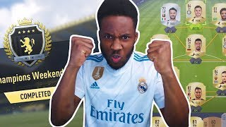 FUT CHAMPIONS WITH A FULL TEAM OF BEARDS!! - FIFA 18 ULTIMATE TEAM