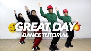 Great Day Dance Tutorial | Ranz and Niana