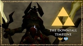 The Legend of Zelda Theory: The Downfall Timeline