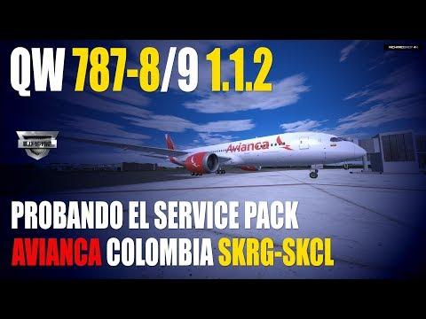 B787/VATSIM】B787-8 Quality Wings 787 Ver 1 1 2 Test Flight