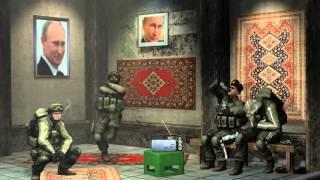 CS:GO Русские в команде(Russians in team)