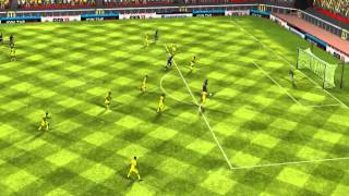 FIFA 13 iPhone/iPad - A. Makhatchkala vs. FC Barcelone