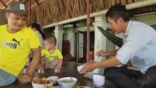 Bữa Cơm Gia Đình 3 Rùa và Vạn Nguyễn l Cao Thủ Bẫy Rắn Lên Xì Phố