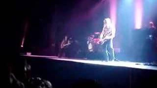 """Kiss tomorrow goodbye"" Deep Purple live in Palermo 9-3-2007"