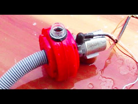 How To Make A Water Pump - Powerful Water Pump At Home