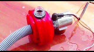How To Make a Water Pump | Kholo.pk