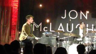 Jon McLaughlin - Don't Mess With My Girl (Live in Evanston)