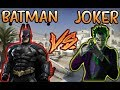 BATMAN VS JOKER EFSANE Sper Kahraman Savalar