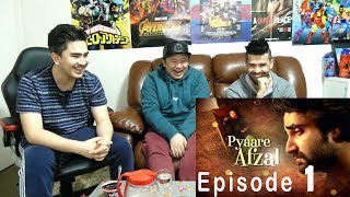 Australians React And Review Pyaray Afzal Episode 1 (Full Drama Reaction)