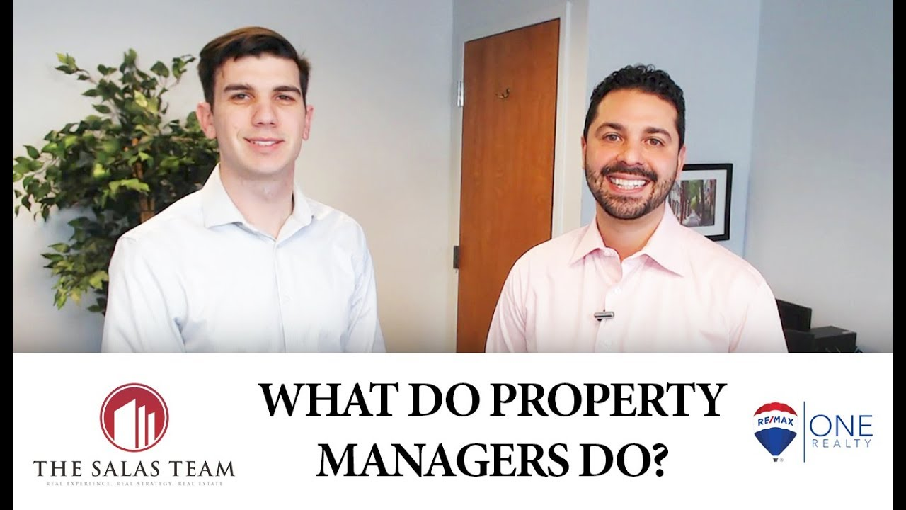 What Does a Property Manager Do for Their Fee?