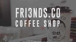FRIENDS.CO Coffee Shop