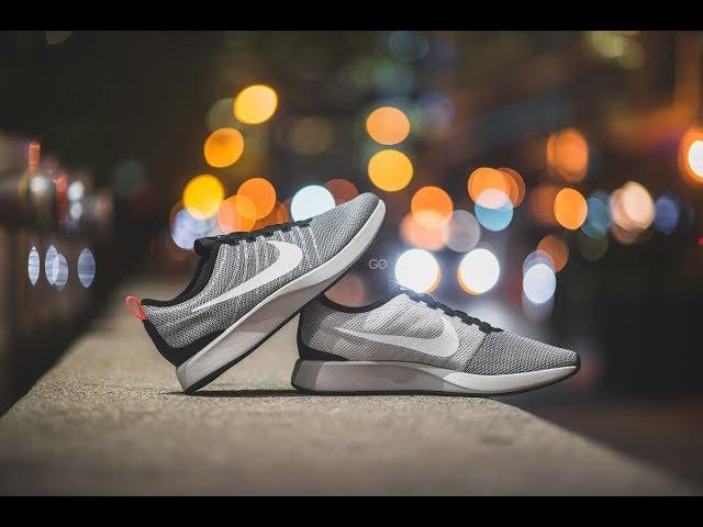 newest 96c4e ff8a1 Review   On-Feet  Nike Dualtone Racer
