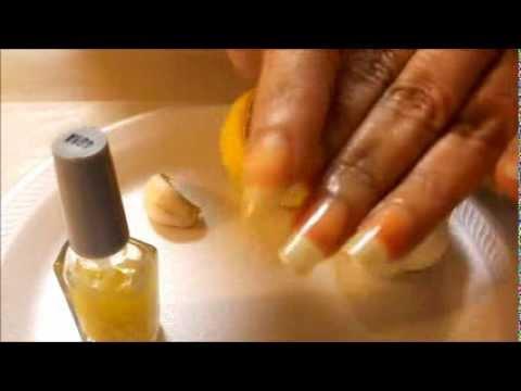 Tratamiento para el fortalecimiento y crecimiento de las uñas