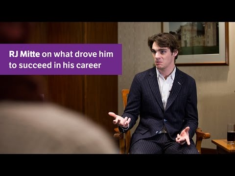 Sample video for RJ Mitte