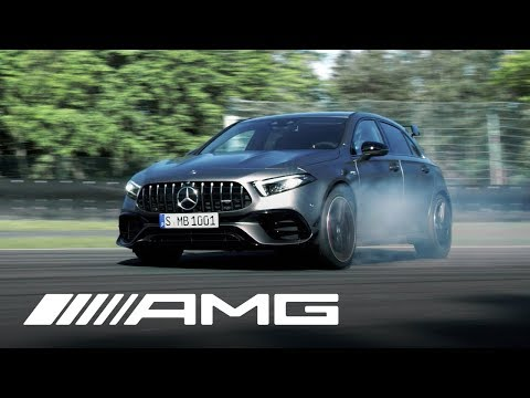 Mercedes-AMG A 45 S 4MATIC+ (2020): World Premiere | Trailer