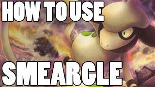 Smeargle  - (Pokémon) - Infinitely OP - How To Use: SMEARGLE! Smeargle Strategy Guide ORAS / XY