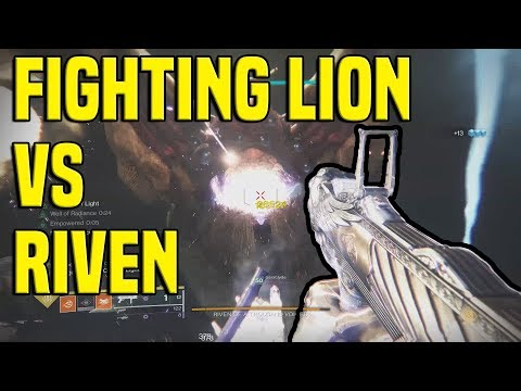 Fighting Lion Destiny 2 Catalyst