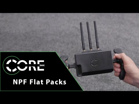 Introducing the NPF Flat Pack