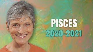 PISCES 2020   2021 Astrology Annual Horoscope Forecast