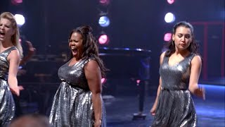 GLEE - Full Performance Of Survivor/I Will Survive From Hold On To Sixteen