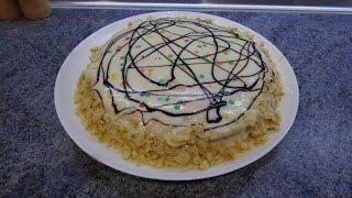 "Торт ""Наполеон""| #edblack"