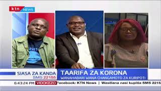 TAARIFA ZA KORONA: Je, wanahabari wanawajibika kiasi gani? Sehemu ya Pili | SIASA ZA KANDA