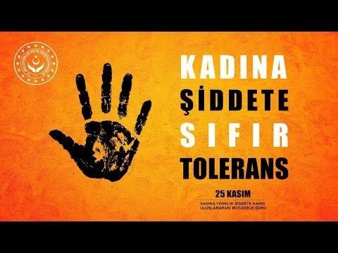 Kadına Şiddete Sıfır Tolerans!