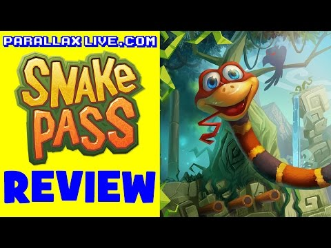 REVIEW: Snake Pass (Switch, PC, PS4, Xbox One) video thumbnail