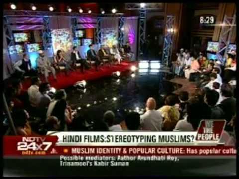 4.Dr. Zakir Naik, Shahrukh Khan, Soha Ali Khan on NDTV with Barkha Dutt