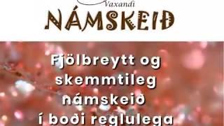 Fjölbreytt námskeið hjá Föndurlist