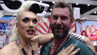 Why Drag? at Drag Con 2016 a film by Paul Alley