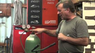 "Oxygen-Acetylene: ""What Could Possibly Go Wrong?!"" - Kevin Caron"