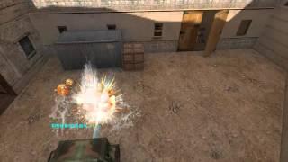 SF導彈小外炸點 第三人稱