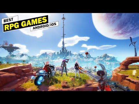 Top 10 Best RPG Games For Android & iOS Of 2021 [ARPG/RPG/MMORPG]