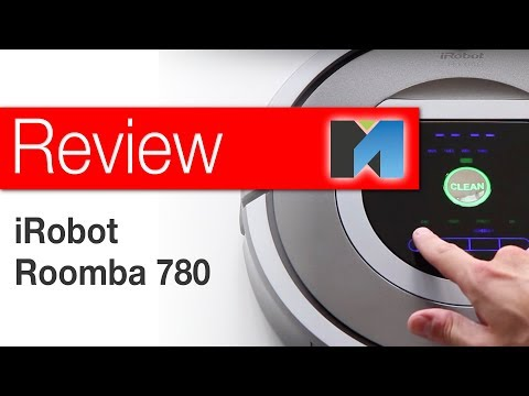 iRobot Roomba 780 - Review [German]