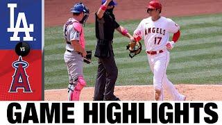 ドジャース対エンゼルスゲームのハイライト(5/9/21)| MLBのハイライト