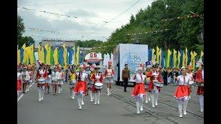 Праздничные мероприятия, приуроченные к 85-летию со дня образования г. Комсомольска-на-Амуре