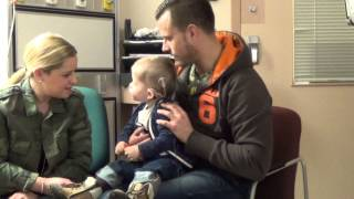 Part 3 - Twins T&D Having Their Cochlear Implants Activated