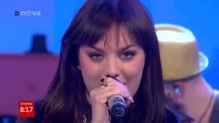 Ewa Farna - Ticho (Snídaně S Novou 03-11-2016)